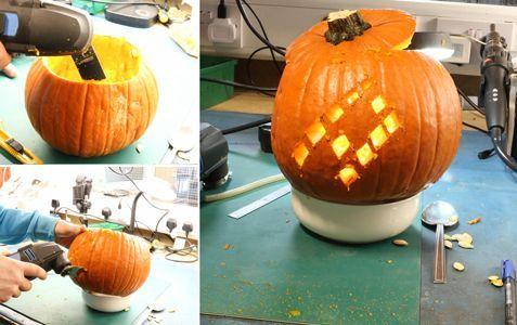 pumpkin longbow